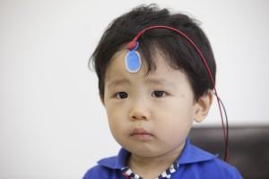 子供の睡眠計測
